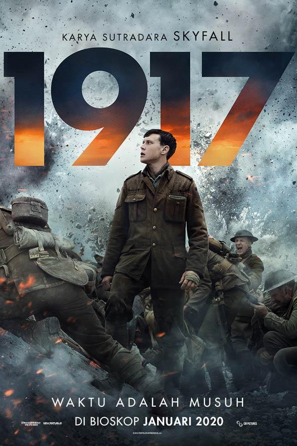 1917: Berpacu dengan Waktu dalam Perang Dunia I
