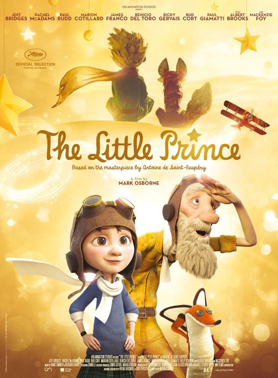 The Little Prince: Menjadi Kekanak-kanakan dalam Perjalanan Menuju Kedewasaan