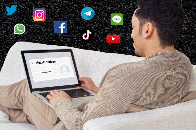 Melepas Belenggu Norma dan Identitas di Media Sosial