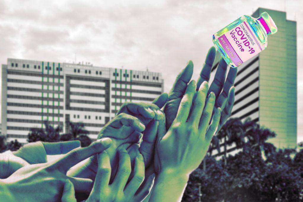 Kontroversi Vaksin Mahasiswa Untuk Kuliah Tatap Muka