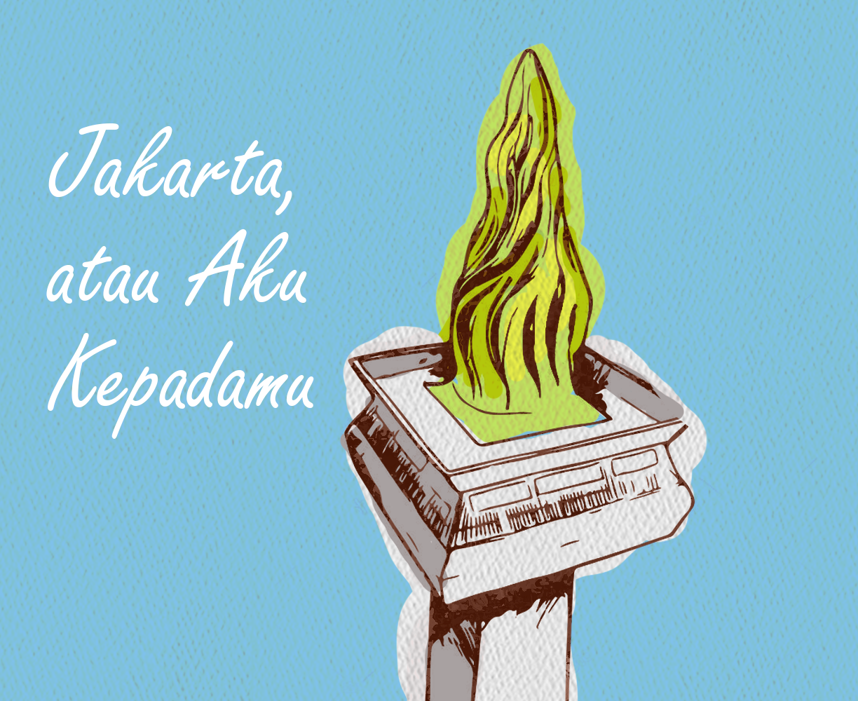 Jakarta, atau Aku Kepadamu, Sehimpun Puisi
