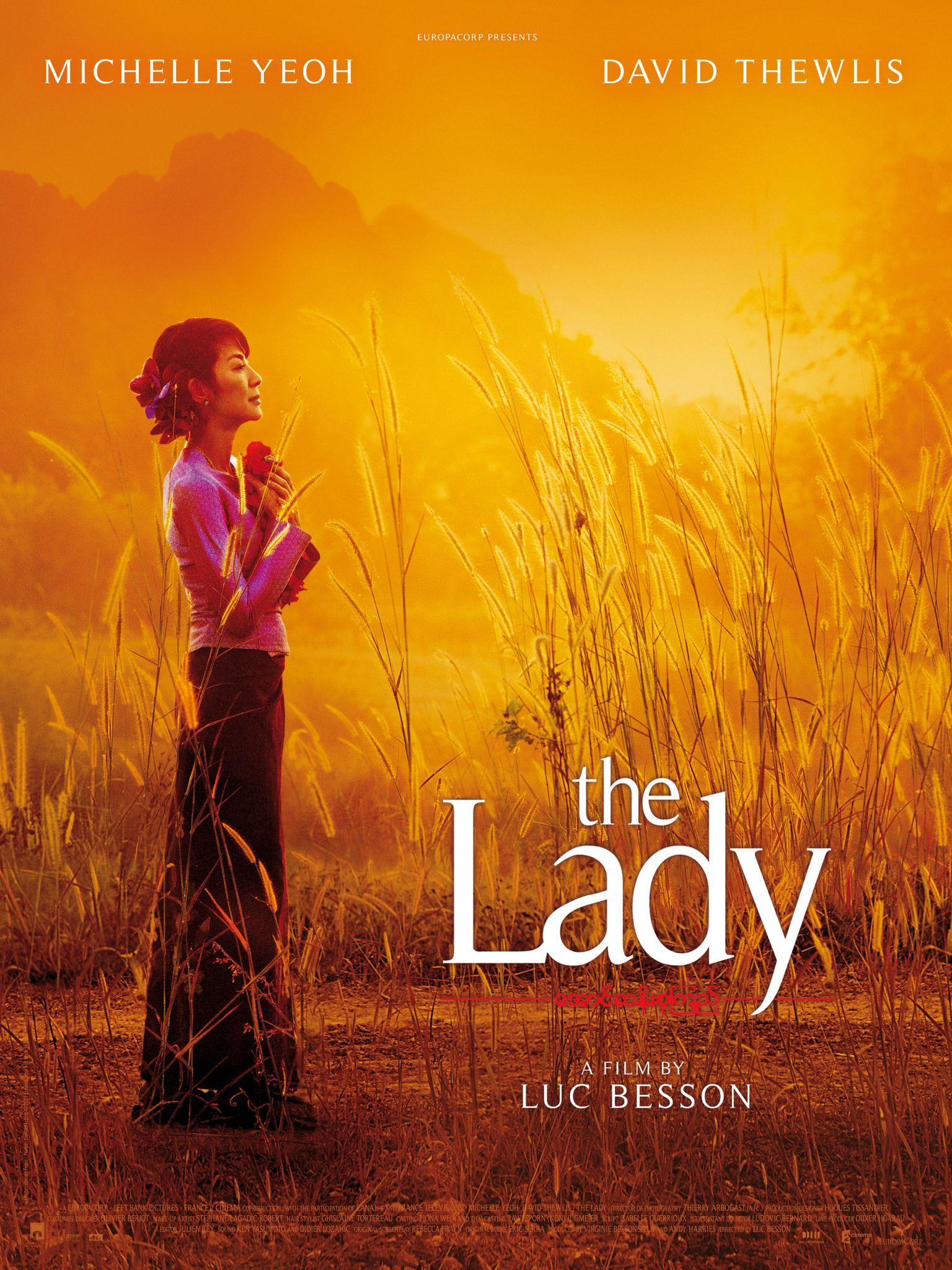 The Lady: Perjalanan Politik Aung San Suu-Kyi