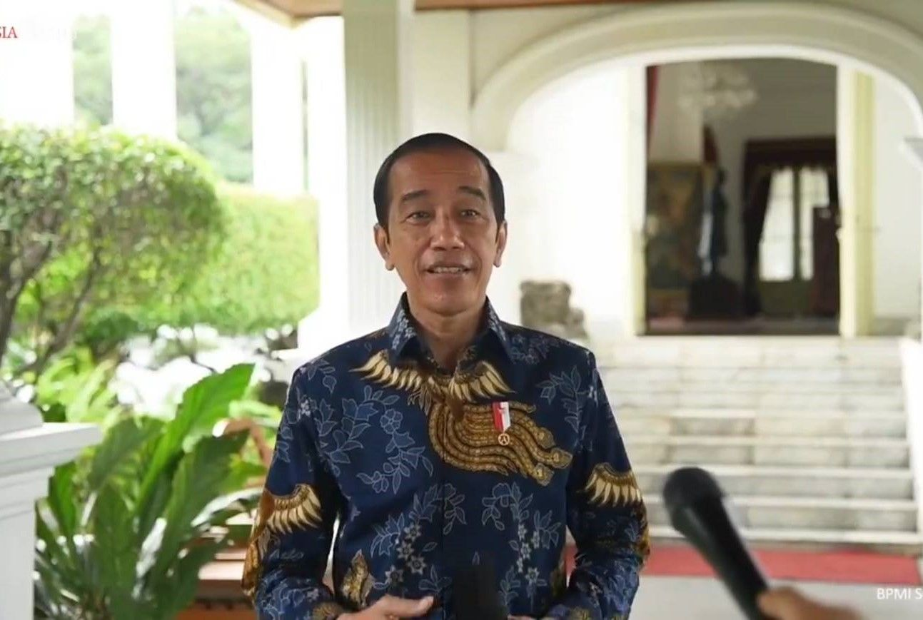 """Dikritik """"King of Lip Service"""", Jokowi: Kritik itu Boleh-boleh Saja"""