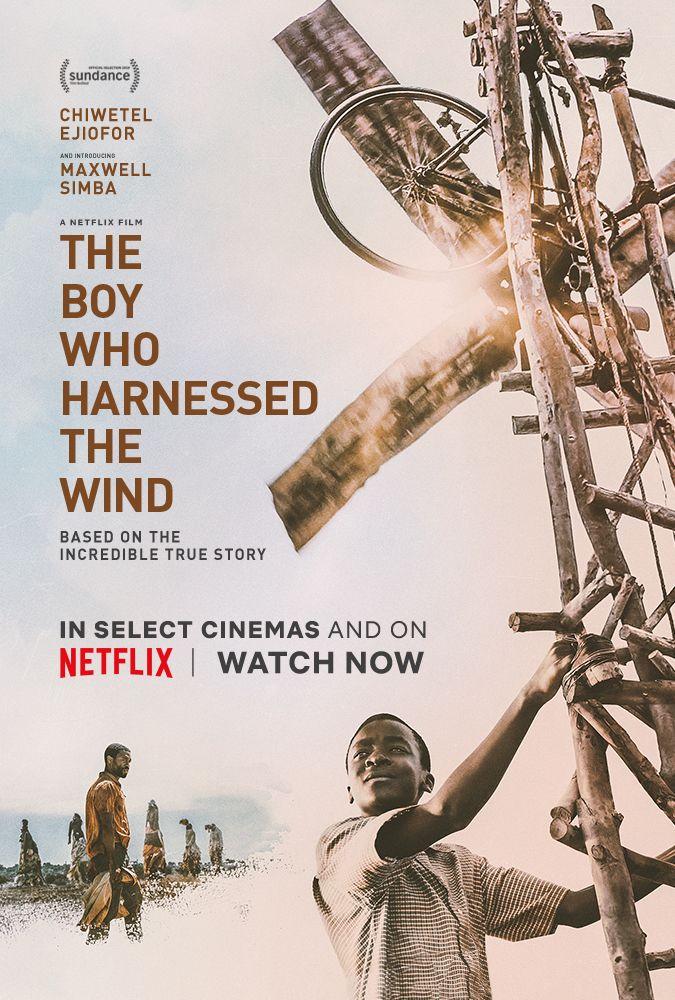 The Boy Who Harnessed the Wind: Kegigihan dalam Keterbatasan