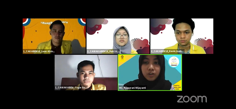 Eksplorasi Rumpun Soshum: Langkah Konkret Cakabem terhadap Kekerasan Seksual di Kampus
