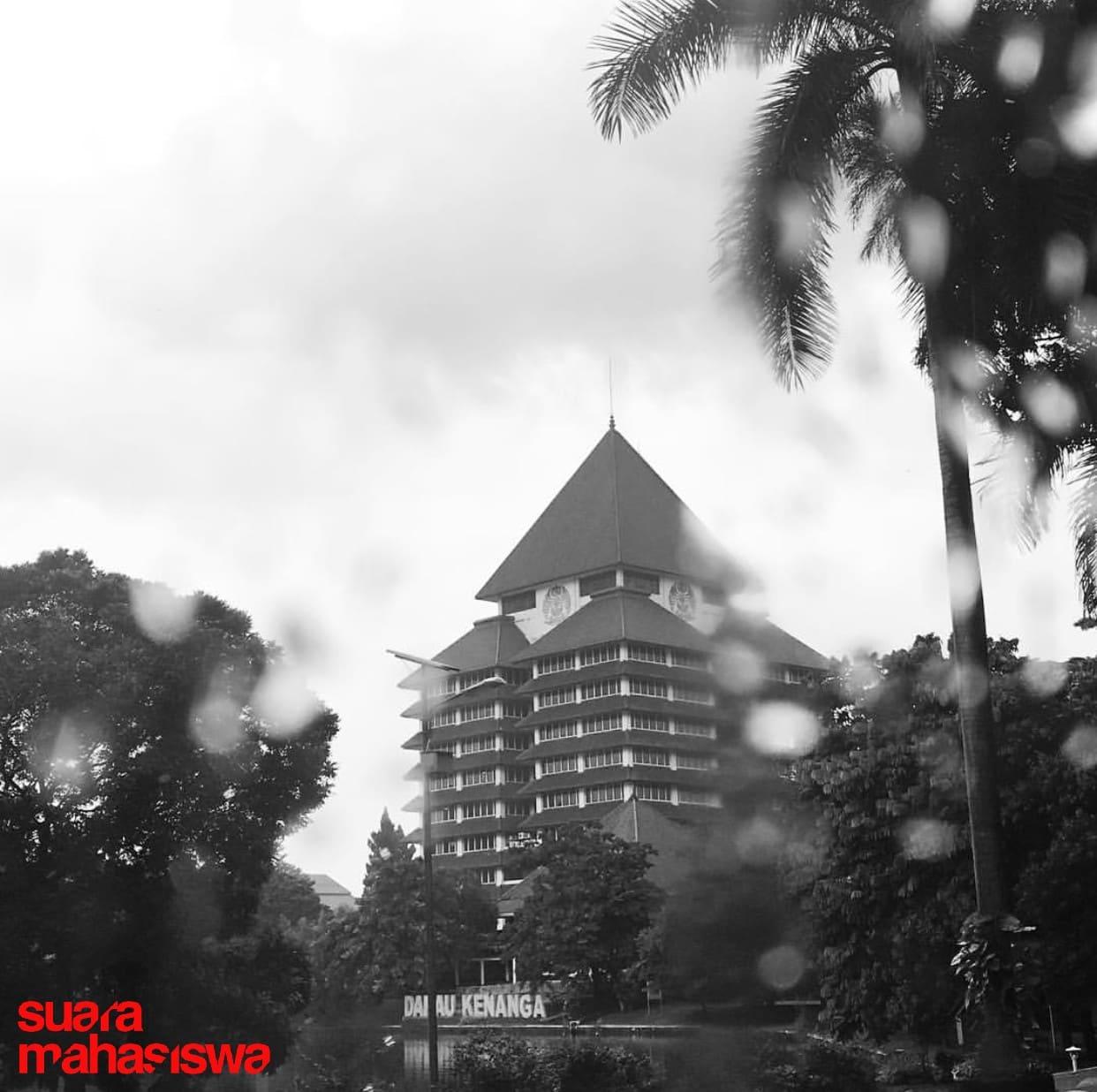 Kumpulan Suasana di Universitas Indonesia Sebelum Masa Pandemi